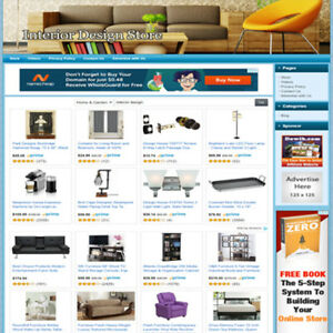 Interior Design Easy Operate Highly Profitable Internet Home Based Business