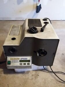Darex Ap5000 Automatic Precision Drill Bit Sharpener