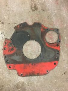 600 800 900 601 701 801 901 2000 4000 Ford Tractor Rear Engine Plate 4 Speed