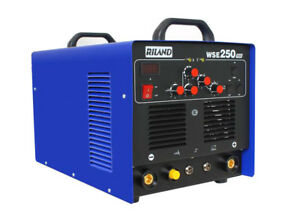 Tig mma Welding Machine Aluminum Welder Tig Inverter Welder Ac dc Dual Use H