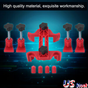 5pcs Dual Cam Clamp Camshaft Engine Timing Locking Tool Sprocket Gear Kit Us Mgs