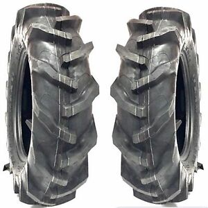 2 8 3x16 8 3 16 Traction Master R1 Compact Tractor Tires Kubota And John Deere