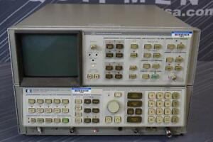 Keysight agilent 8568b Spectrum Analyzer Rf Section 100hz 1 5ghz