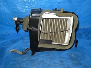 96 99 Subaru Legacy Outback Heater Core Assembly Box Oem Hvac Ac Evaporator