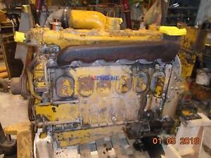 Detroit Diesel 6 71 Non Turbo Engine Complete John Deere 860 Scraper Engine