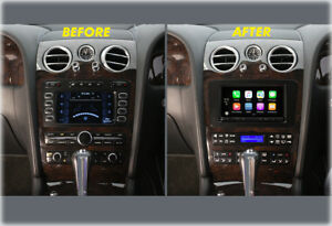 2004 2011 Bentley Continental Double Din Radio Install Kit Bezel Stereo Replac