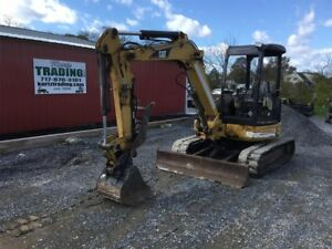 2004 Caterpillar 304cr Mini Excavator W Hydraulic Thumb