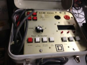 Lcm 1000 Electrical Test Equipment