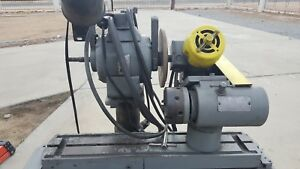 Used K o Lee Knock Out Cutter Tool Grinder W 3 Jaw Chuck 4