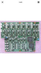 Hp Designjet 9000s 10000s Q6665 60048 Seiko Colorpainter Carriage Pcb Board