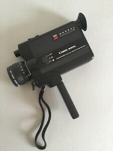 canon 310xl super 8 film camera camcorder