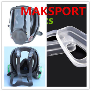 Full Face Large Size Dust Masks Respirators Painting Spraying Gas Mask Cover