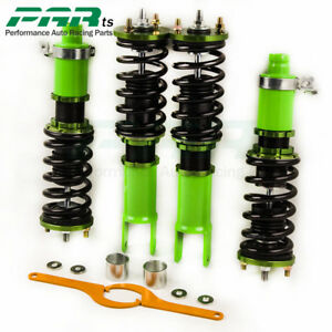 Coilover Kits For 88 91 Honda Civic Rt 4wd Wagon 90 93 Acura Integra Shock Strut