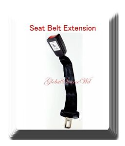 1 Pc Universal 14 Car Seat Seatbelt Safety Extender Belt Extension With Buckle