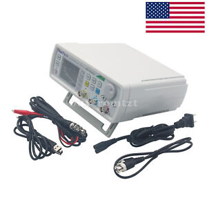 Fy6600 30mhz Feeltech Dds Dual Channel Function Arbitrary Waveform Generator Us