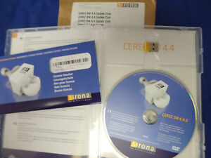 Cerec 4 4 Software With Licence Sirona New
