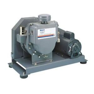 Welch 1397b 01 Vacuum Pump