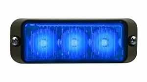 Whelen Engineering Tir3 Series Super led Lighthead Blue