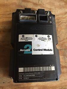 Access 2 Module P n 121611 S n Ac2003460080 Crown Parts Forklift