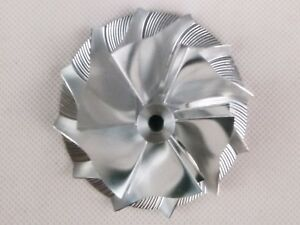 New Billet Compressor Wheel Td04hl Turbocharger Dodge Srt 4 Pt Cruiser Mfsd473c
