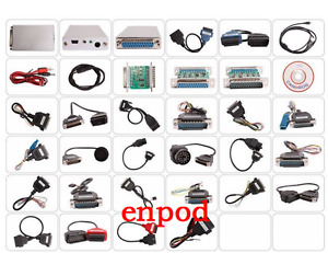 Good New Version V10 05 Carprog Full 21 Adapters Programmer Ecu Auto Repair
