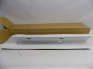 New Oem 1995 2001 Ford Explorer Moulding Molding White Rocker Panel Assembly