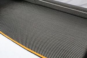 Real Carbon Fiber Fabric 2x2 Twill 3k 72 X 50 2 Yards For Auto Rc Boat Drone
