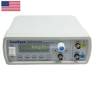 Fy3200s 24mhz Digital Lcd Dds Signal Generator Arbitrary Waveform Frequency Us