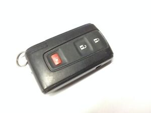 1 2004 2009 Toyota Prius Smart Key Remote Fob Silver Logo M0zb31eg Keyless Entry