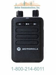 New Motorola Minitor Vi Uhf 450 486 Mhz 5 Channel Pager