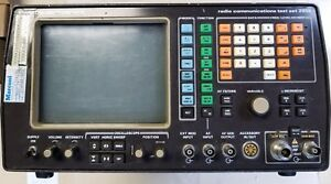 Marconi 2955 Service Monitor Parts Only