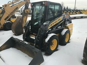 2017 New Holland L234 Skid Steer Only 502 Hours