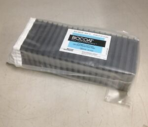 New 20pk Becton Dickinson 356705 Biocoat Collagen cellware 384 Well Microplates
