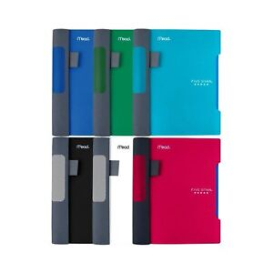 Five Star Advance Spiral Notebooks 1 Subject College Ruled Paper 100 Sheets