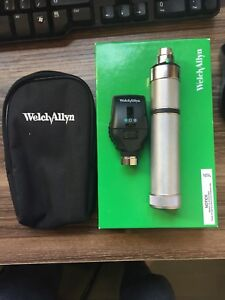 Welch Allyn 11771 3 5v Coaxial Ophthalmoscope Set