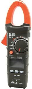 400a Ac Auto Ranging Digital Clamp Meter For Hvac Plumbing Electrical Tester