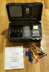 Amprobe Dm ii Electrical Data Logger recorder