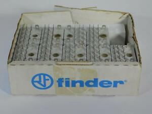 9 Each Finder 56 34 8 024 Power Relay 12a 250v Nos Nib