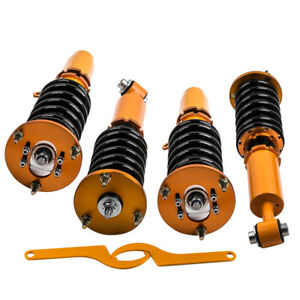 Coilovers Suspension Kit For 99 00 01 02 03 Bmw 5 Series M5 E39 Shocks Struts