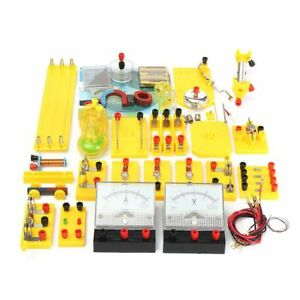 Electricity Physical Experiment Test Lab Science Teaching Equipment