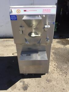 2002 Carpigiani Lb502 Batch Freezer Gelato Italian Ice Cream Machine H2o Cooled