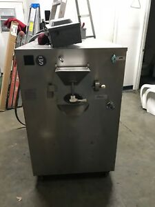 Carpigiani Lb1000 Batch Freezer Gelato Italian Ice Cream Machine H2o Cooled