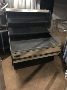 Commercial 50 Used Grab And Go Display Case Open Air Cooler Refrigerator