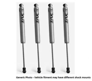 Fox 2 0 Performance Series Ifp Shocks W 4 6 Lift Jk Wrangler Front