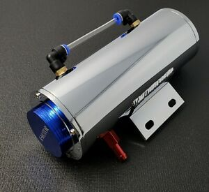 Aluminum Coolant Overflow Reservoir Tank For Engine Radiator 500ml