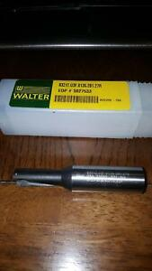 Walter B3212 u3f 0135 z01 27r Indexable Coolant Drill Nib Valenite