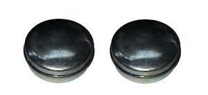 New Front Wheel Grease Cap Mgb Mg Midget Austin Healey Sprite Pair Of Caps