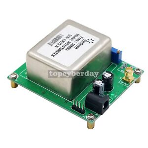 10mhz Ocxo Crystal Oscillator Frequency Reference Board 12v 1 5a