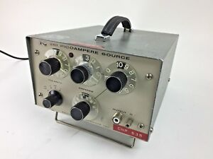 Keithley Instruments Model 261 Picoampere Current Source 50 1000 Cps Vintage