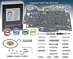 Transgo Sk 700 Transmission Shift Kit Th700 R4 82 93 74165